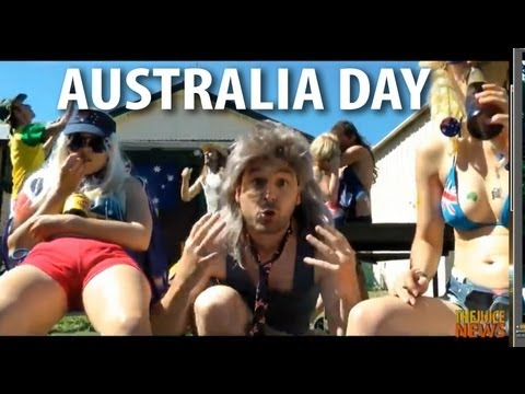 Australia Day - with Ken Oathcarn [RAP NEWS 11]