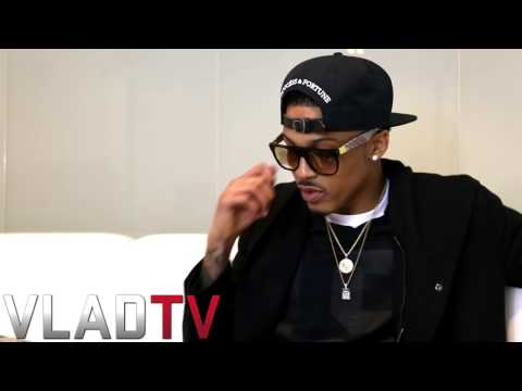 August Alsina On Chris Brown & Judgemental People