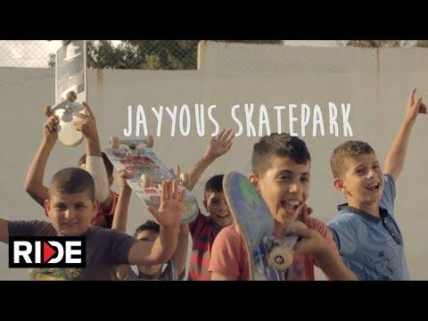 Jayyous Skatepark - New Palestinian Skatepark Project
