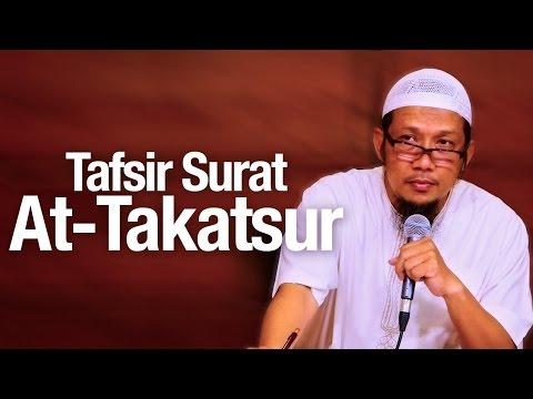 Pengajian Tafsir Quran Surat At-Takasur - Ustadz Sufyan Bafin Zen