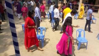 মহিলাদের চেয়ার খেলা চরম মজার হাহাহা latest 2017 Mog village Gajipur