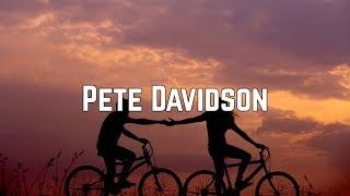Ariana Grande - Pete Davidson (Lyrics)