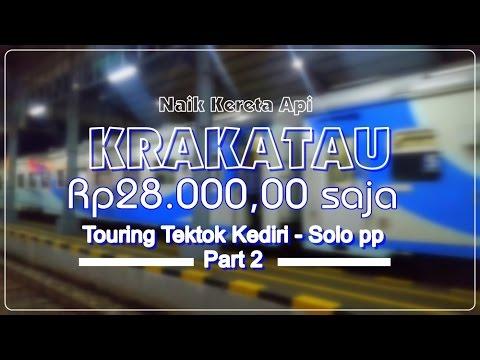Back to Homeland by Krakatau Train ONLY IDR28.000