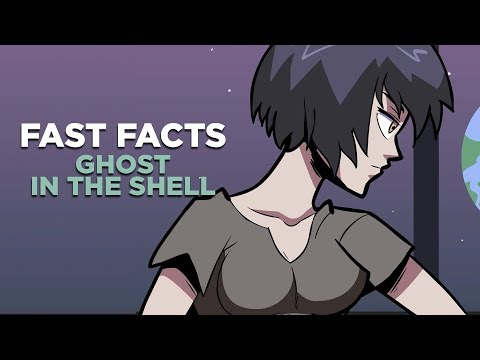 GHOST IN THE SHELL Fast Facts!