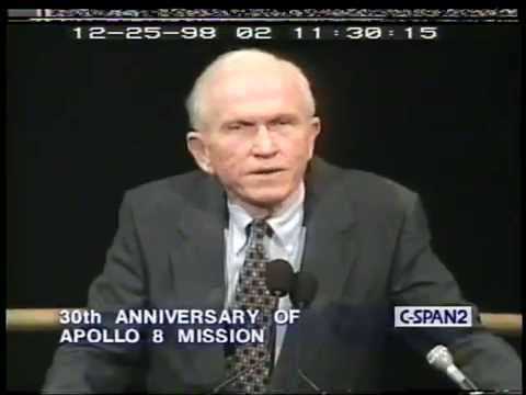 Frank Borman on Apollo 8