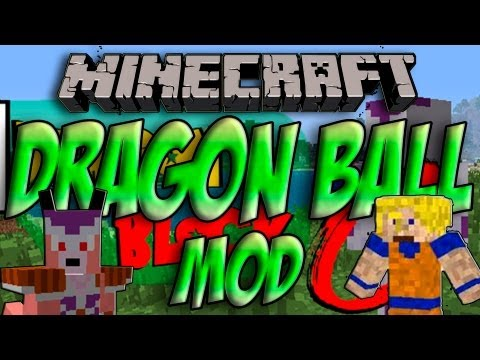 Minecraft 1.5.2 - Como Instalar DRAGON BALL Z MOD - ESPAÑOL [HD] 1080p