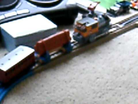 TrackMaster Bash and Dash Runs