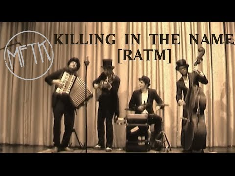 killing In The Name (acoustic Cover) - Musik For The Kitchen video