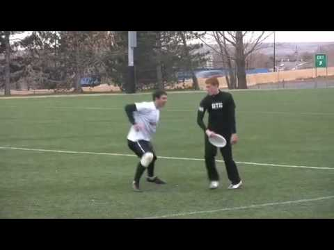Mac Taylor Buff of the Week - Men's Ultimate Frisbee Video