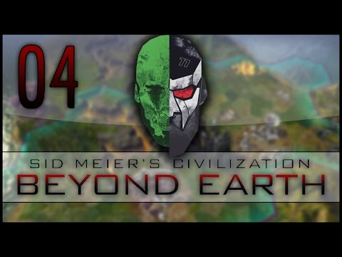 Civilization: Beyond Earth Co-op LP — MadDjinn and Docm77 take on the Aliens — EP04