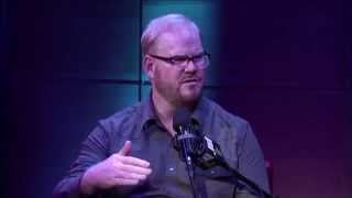 Jim Gaffigan in Conversation with Elliott Forrest