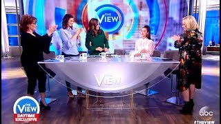 Aly Raisman Discusses The Nassar Sentence -  The View