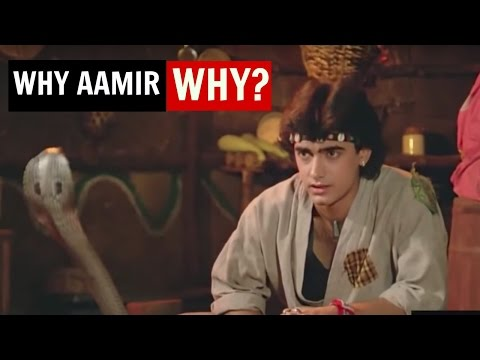 5 Horrible Aamir Khan Bollywood Movies He Does Not Want You To See