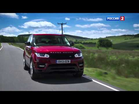 Тест-драйв Range Rover Sport 2014
