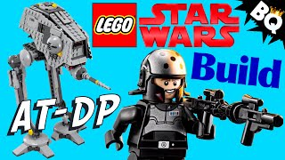 LEGO Star Wars AT-DP 75083 Flash Speed Build