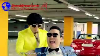 El Baile Del Caballo VIDEO OFICIAL HD Con Letra   Lyrics PSY   GANGNAM STYLE