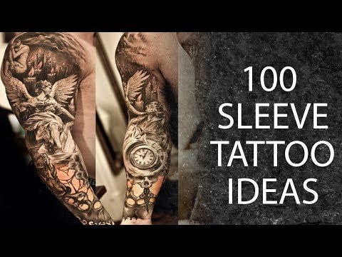 Full Sleeve Tattoo ideas for Men - Get Inked