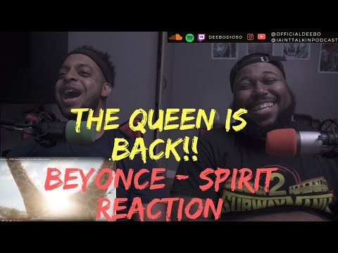 Download Lagu  Beyoncé – SPIRIT from Disney's The Lion King   REACTION Mp3 Free
