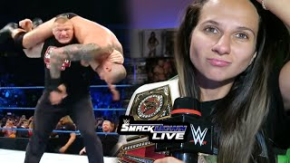 WWE Smackdown Live Results August 2, 2016