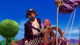 Bienvenue à Lazy Town - Tu Es Un Pirate Français