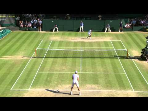 2013 Day 13 Highlights: Gentlemen's Singles Final Andy Murra