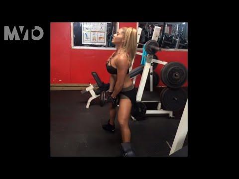 Mira a Maripily Rivera en su sexy rutina en el gym | The MVTO