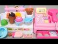 Mainan Terbaru - Mainan masak masakan kompor membuat es krim  - Belajar warna untuk anak MP3
