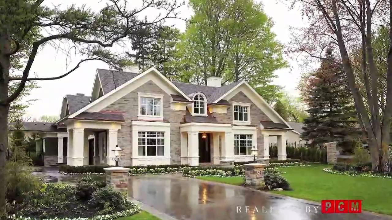 Oakville Ontario Luxury Homes For Sale