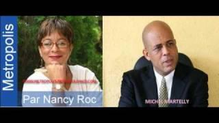 Michel Martelly Interview 1 Of 5