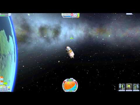 kerbal space program docking-#13