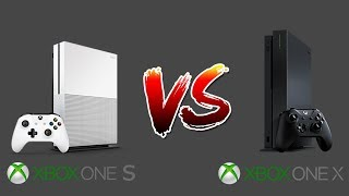 Xbox One X - Comparison Test: Can you tell the difference?