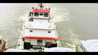 The Mercy of the River: Marquette Transportation