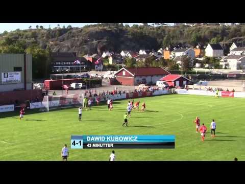 Høydepunkter: Fram Larvik - Strømsgodset 2