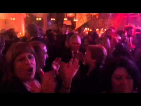 El baile de Michelle Bachelet con Checho Hirane