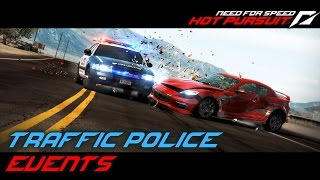 Need for Speed: Hot Pursuit (2010) - Traffic Police Events (PC)