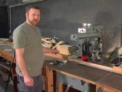 The Radial Arm Saw
