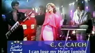 C.C. Catch - I Can Lose My Heart Tonight  1985 MDR