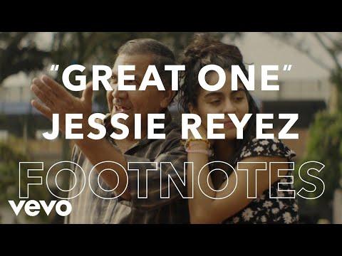 """Jessie Reyez - """"Great One"""" Footnotes"""