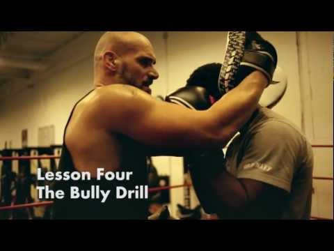 Lesson #4: The Bully Drill for Muay Thai & MMA...even Boxing :) Image 1