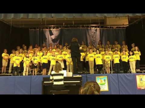 Everybody Smiles in the Same Language - Elementary Choir Concert