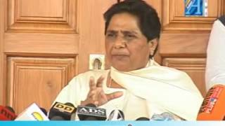 K Mayawati PC Report By Mr Roomi Siddiqui Senior Reporter, ASIAN TV NEWS 14 04 14 part1