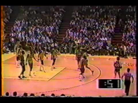 1985: Magic Johnson vs. Larry Bird