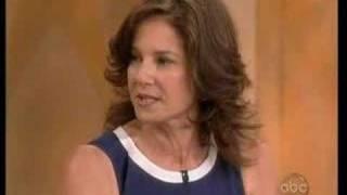 The View - Debra Winger (6-09-08)