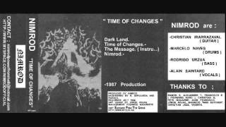 NIMROD - Time Of Changes (Full Demo)