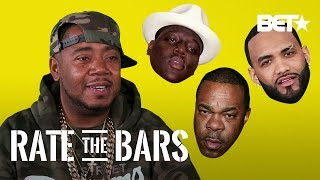 Twista Carefully Analyzes Bars By Joyner Lucas, Busta Rhymes, Tierra Whack And More! | Rate The Bars