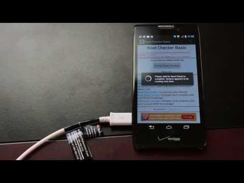 How To Flash Custom Recovery and Root Unlocked Razr HD. Maxx HD. Razr M. Atirx HD