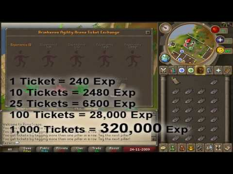Runescape-A Skillers Guide To 99 Agility