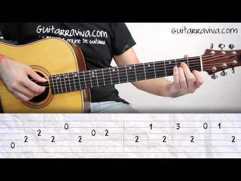Halloween - Como tocar EL EXORCISTA en guitarra acústica