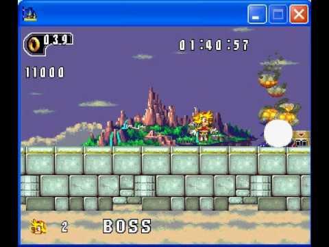 Sonic FGX-Super Amy Custom Character