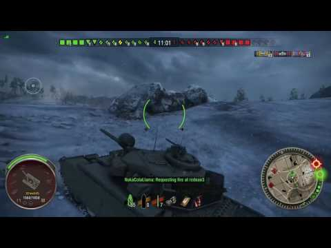 World of Tanks Xbox One Edition | Centurion Action X | 1st Game